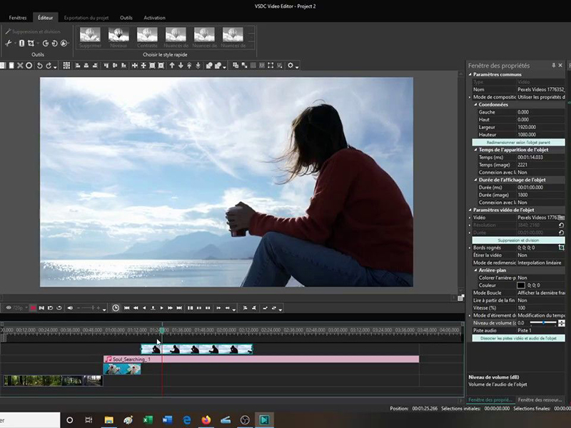 Comment utiliser VSDC Video Editor ?