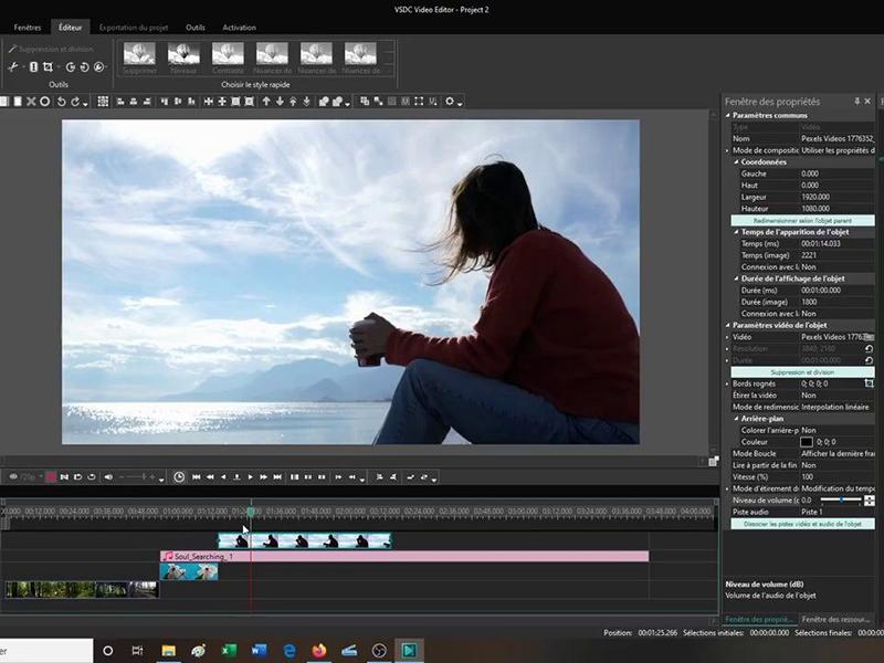 Comment utiliser VSDC Video Editor ?