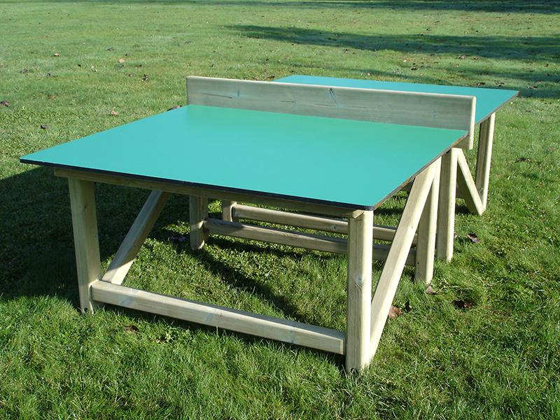 Comment fabriquer une table de ping-pong pour pas cher ?